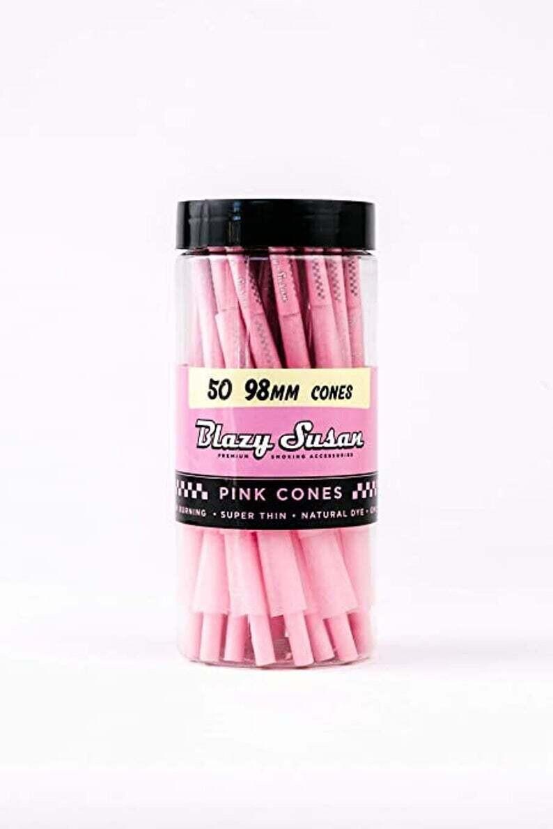 Blazy Susan 50pk 98mm Cones
