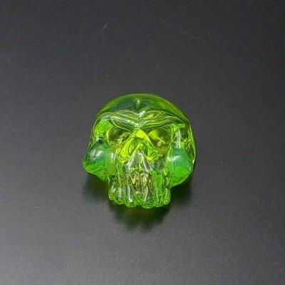 Grime Glass (CO) Skull Pendant - Slyrm
