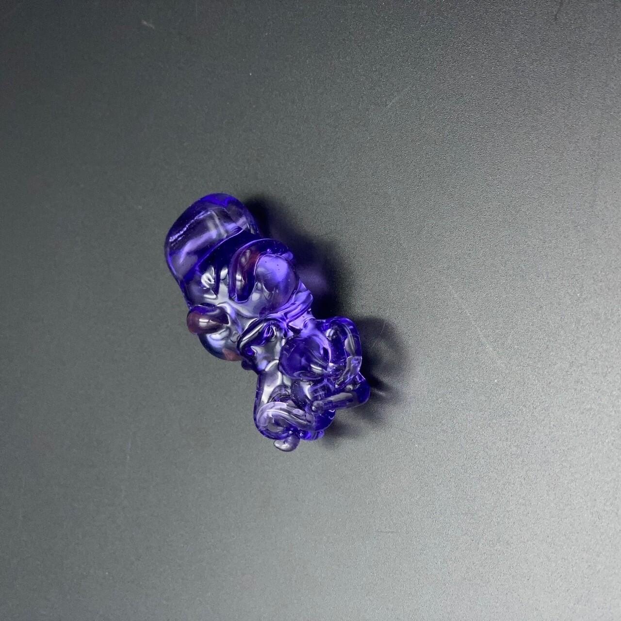Senoih (FL) Tentacle Guardian Pendant - Purple Rain
