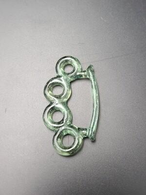 Smiff (FL) Brass Knuckle Pendant - Siriusly