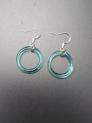 Marni OG Ring Earring Set - Meta