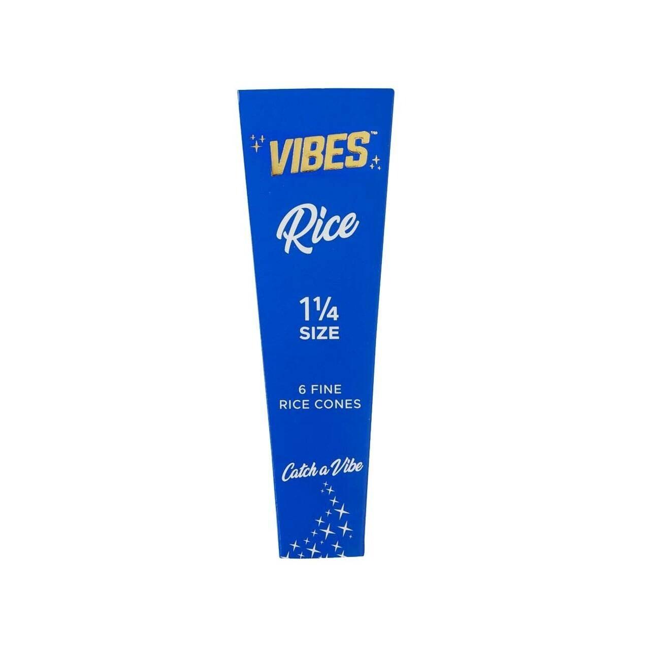 Vibes Rice Cones 1.25 6pk