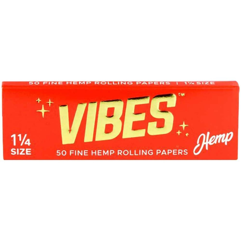 Vibes Papers Hemp 1.25