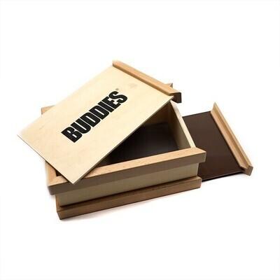 Buddies Large Kief Box