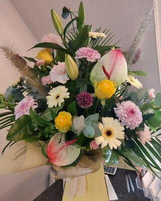 Flower Arranged