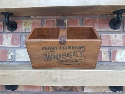 Peakyblinders box crate