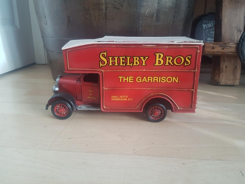 Peakyblinders tin lorry