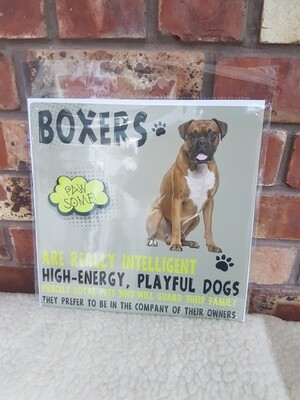 Doggy signs