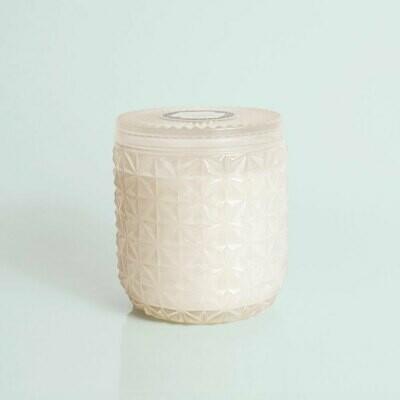 Volcano Gilded Faceted Jar