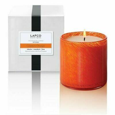 Lafco Cilantro Orange Candle