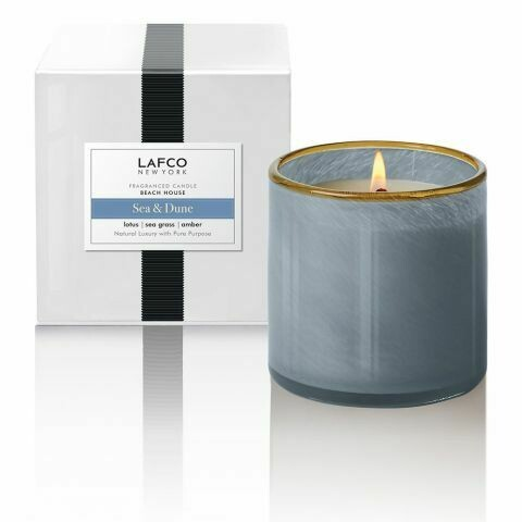 Lafco Sea and Dune Candle, Beach House