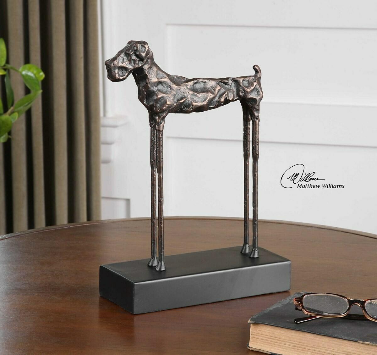 Maximus Dog Sculpture