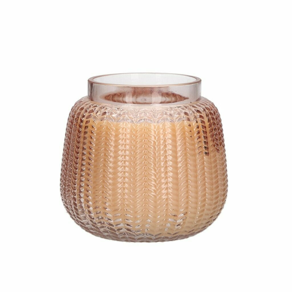 Sweet Grace Glass Vessel Candle