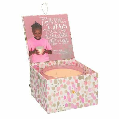 Sweet Grace boxed candle