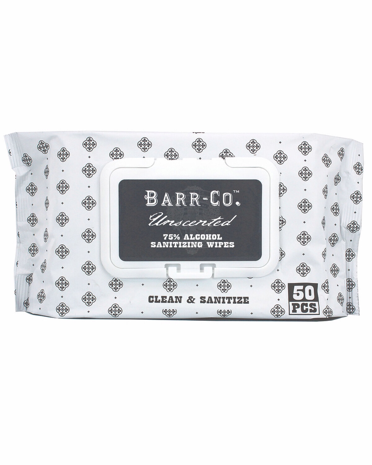 Barr Co Unscented Wipes
