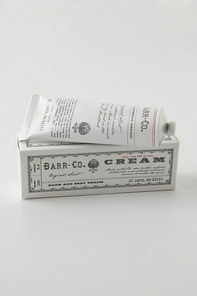 Barr-Co. Original Scent Hand Cream