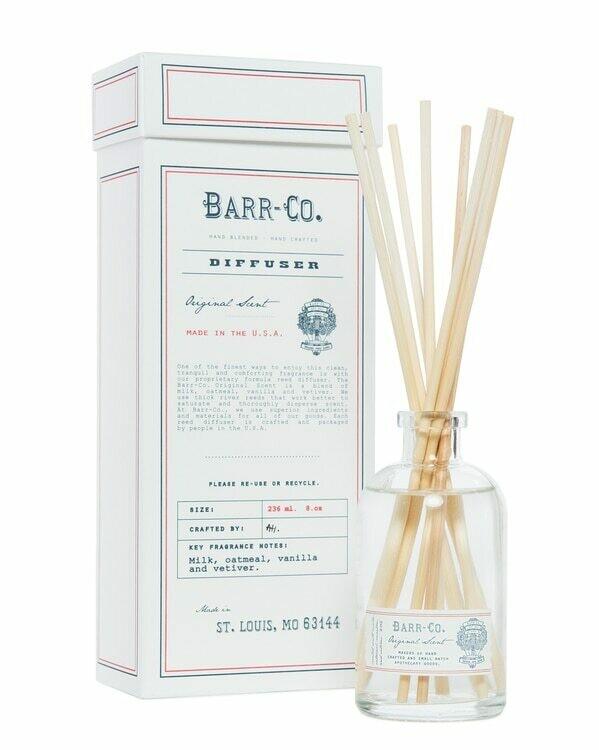 Barr Co Diffuser, Original Scent
