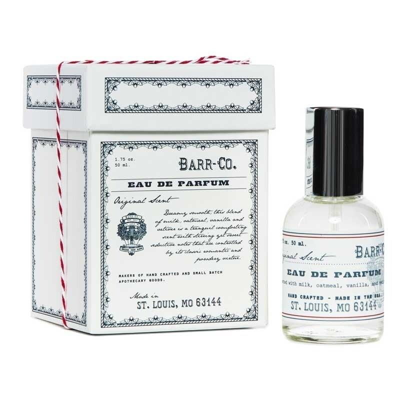 Barr Co Eau de Parfume Gift Box
