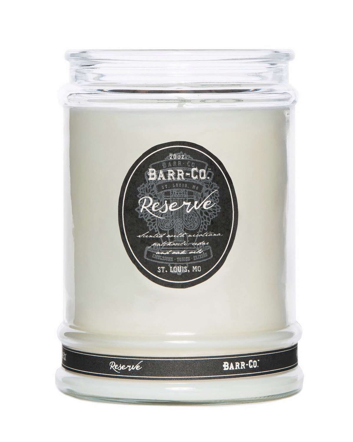 Barr-Co. Reserve Tumbler Candle