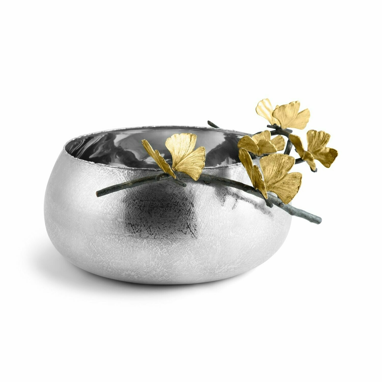 Butterfly Gingko Bowl by Michael Aram
