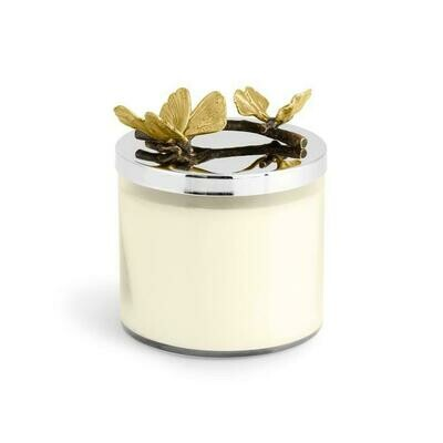 Butterfly Ginkgo Candle by Michael Aram
