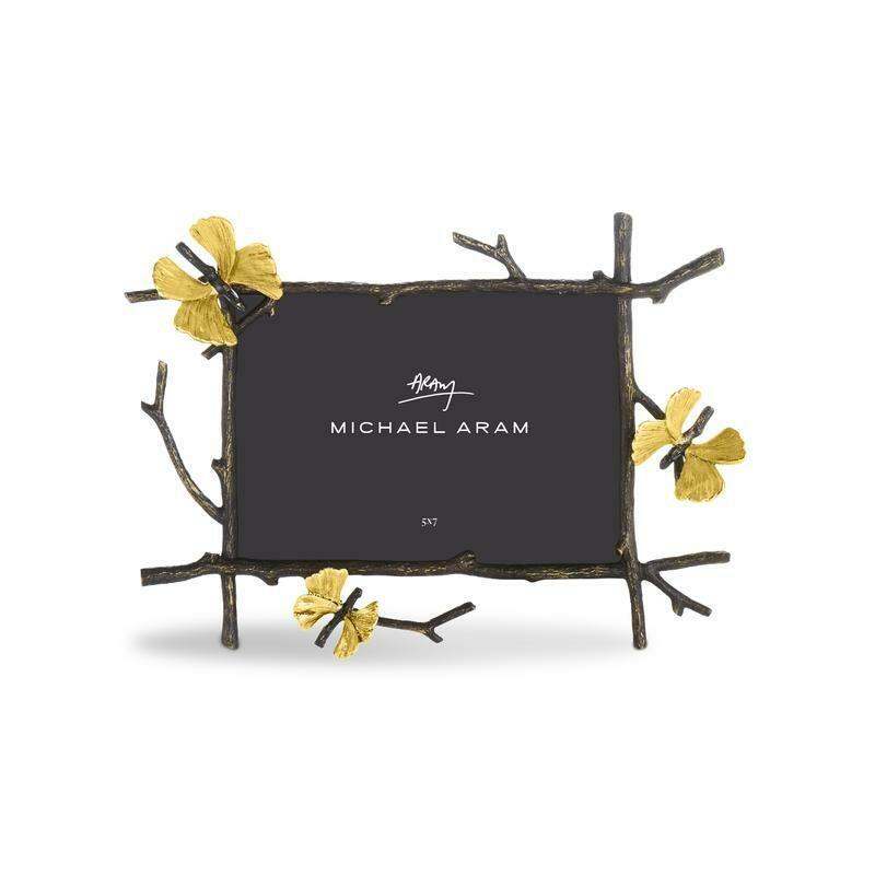 Michael Aram Butterfly Ginkgo Frame