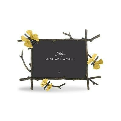 Butterfly Gingko Frame 5x7 by Michael Aram