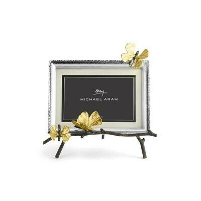 Butterly Gingko Easel Frame by Michael Aram
