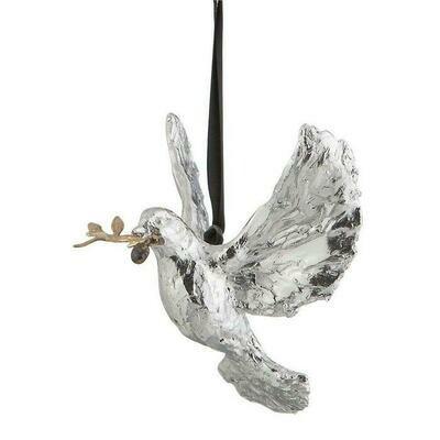 Dove Ornament by Michael Aram
