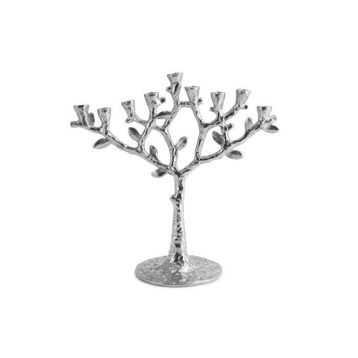 Tree of Life Menorah by Michael Aram