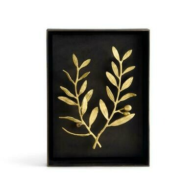Olive Branch Shadow Box by Michael Aram