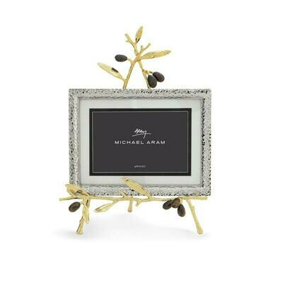Olive Branch Gold Easel Frame by Michael Aram