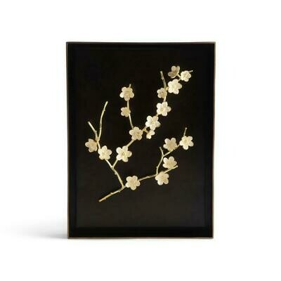 Cherry Blossom Shadow Box by Michael Aram