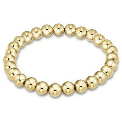 enewton Classic Gold 6mm Bead Bracelet