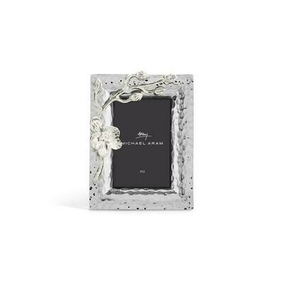 White Orchid Mini Frame by Michael Aram