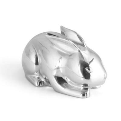 Michael Aram Bunny Coin Bank