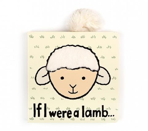 Jellycat Lamb Book