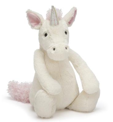 Jellycat Bashful Medium Unicorn