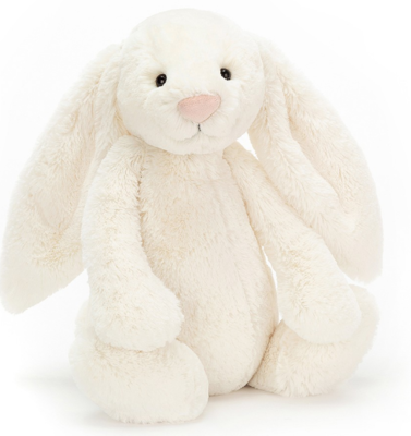 Jellycat Bashful Cream Medium Bunny