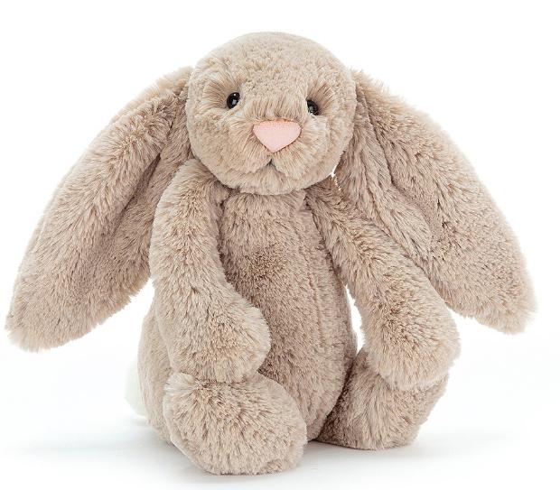 Jellycat Bashbul Beige Medium Bunny