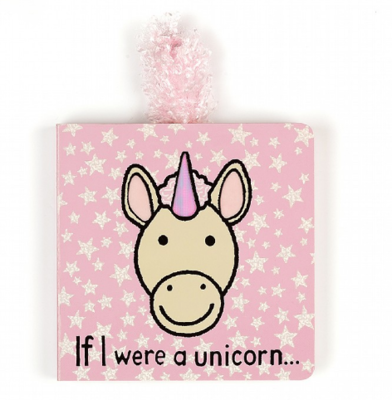 Jellycat Unicorn Book