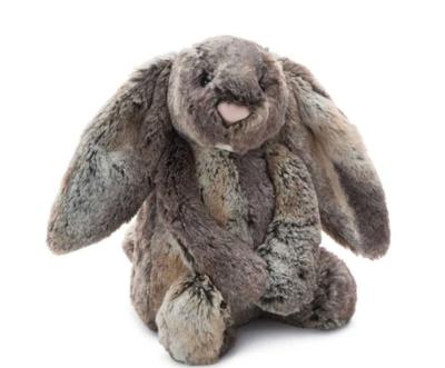 Jellycat Bashful Woodland Medium Bunny