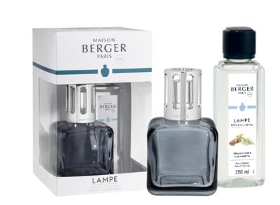 Lampe Berger Grey Crystal Gift Set