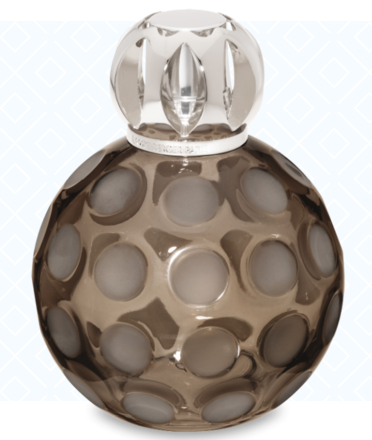 Sphere Smoky Lamp by Maison Berger