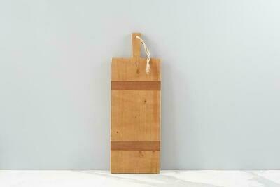 Small Pine Charcuterie Board by Etu Home