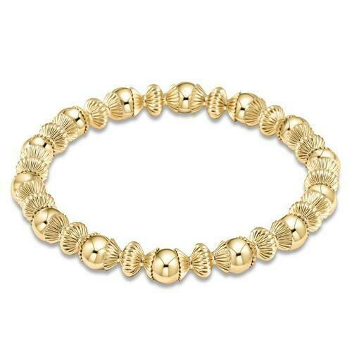Loyalty 6mm Gold Bracelet
