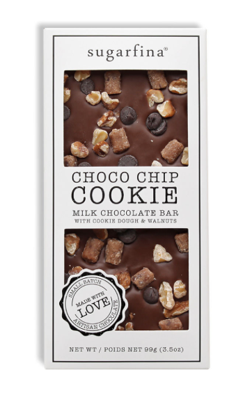 Chocolate Chip Cookie Bar by Sugarfina