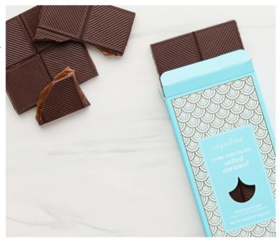 Dark Chocolate Caramel Bar by Sugarfina