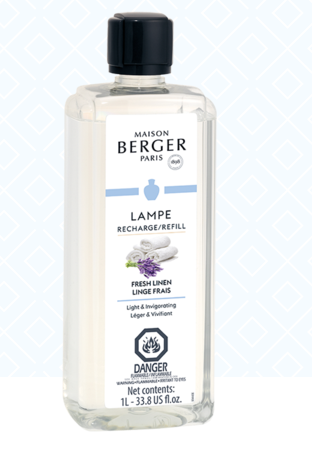 Lampe Berger Linen Fragrance Refill Liter
