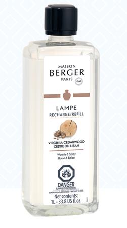 Lampe Berger Cedarwood Fragrance Refill 500ml